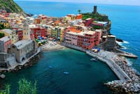 Vernazza - Panorama, 3872x2592, 1.77 MB
