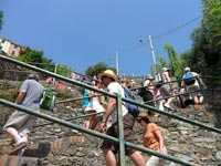 Corniglia - Long Stair, 4320x3240, 2.08 MB