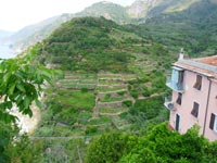 Corniglia - Panoramic view, 4320x3240, 2.32 MB