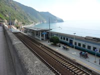 Corniglia - Train Station, 4320x3240, 1.70 MB