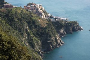 ring of Volastra - 1st itinerary - Cinque terre, the high path