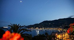 Romantic hotels in the Cinque Terre: Imperiale Palace, Santa Margherita Ligure