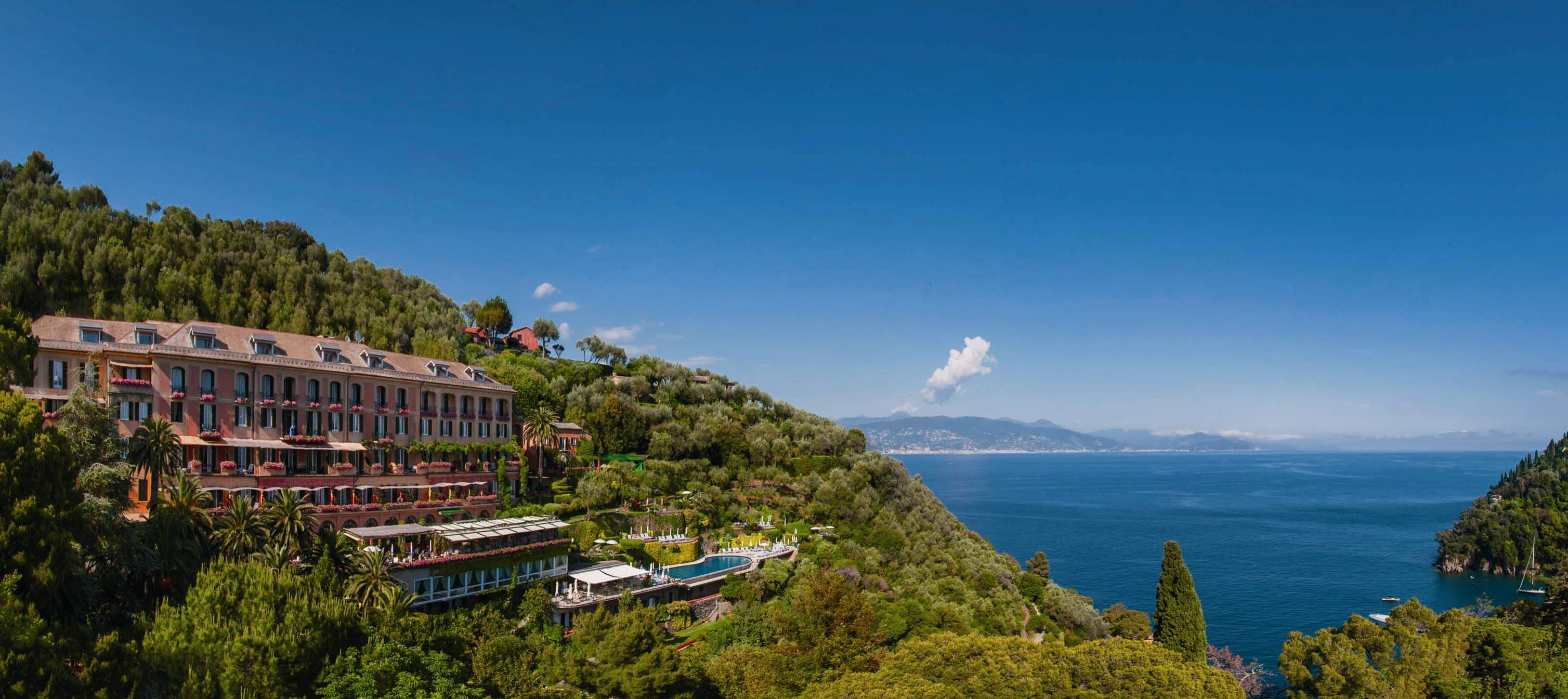 Hotels In The Cinque Terre Splendido Portofino