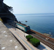 Cinque Terre: how to arrive