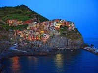 Manarola - Panoramic view, 1600x1200, 0.40 MB