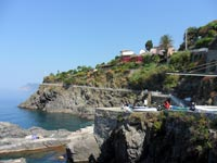 Manarola - View on the Blue Path toward Corniglia, 4320x3240, 1.88 MB