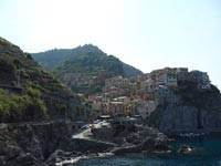 Manarola - Panoramic view, 4320x3240, 1.18 MB