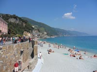 Monterosso - Plages, 4320x3240, 1.50 MB