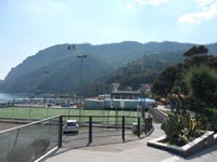 Monterosso - Beach and football field, 4320x3240, 1.20 MB