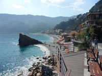 Monterosso - Plages, 4320x3240, 1.66 MB