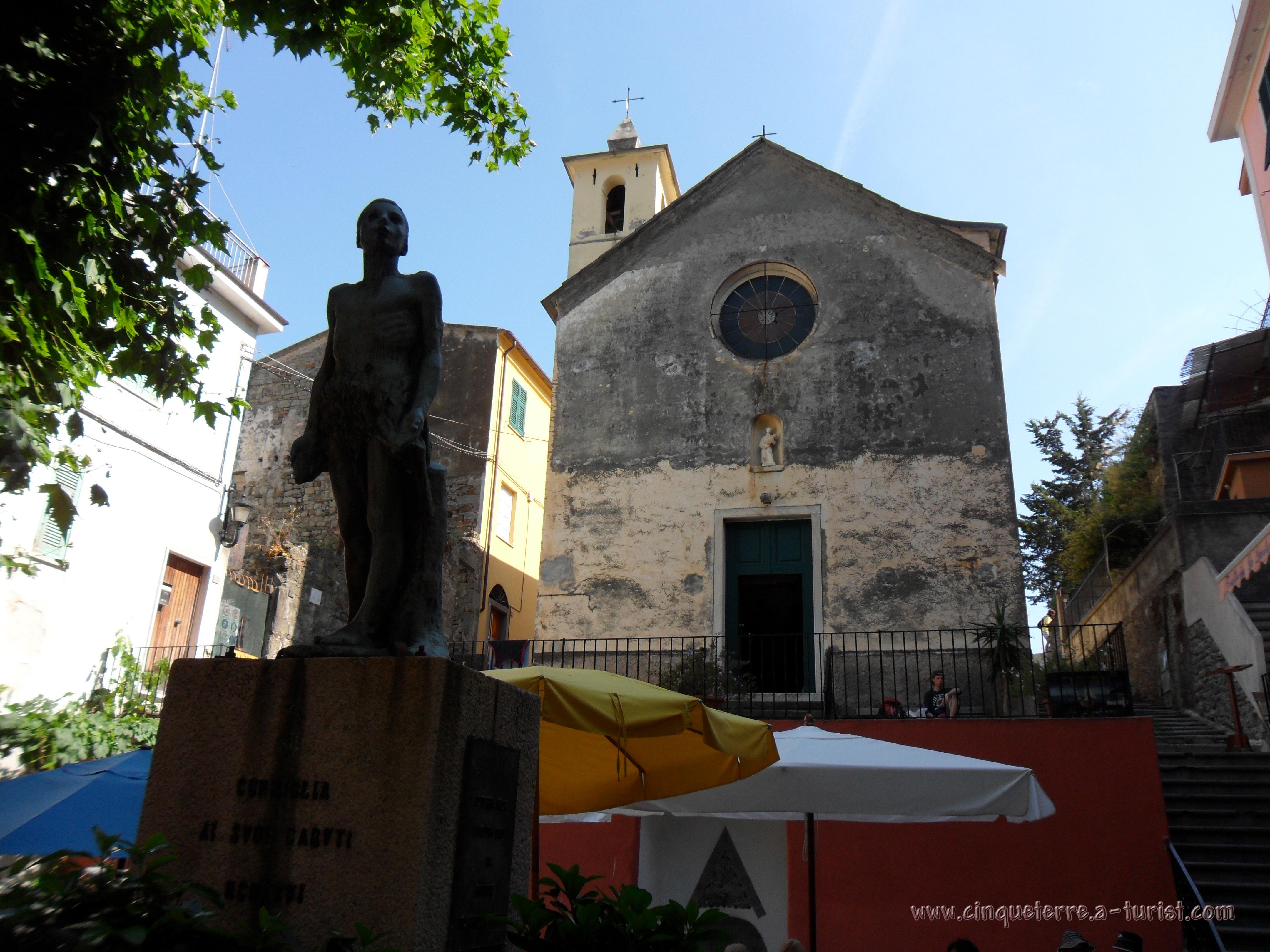 Corniglia (Liguria): il balcone delle 5 Terre e il suo