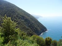 The Blue Path - Path Monterosso - Vernazza (May, 2012), 4320x3240, 2.01 MB