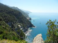 The Blue Path - Path Monterosso - Vernazza (May, 2012), 4320x3240, 1.93 MB