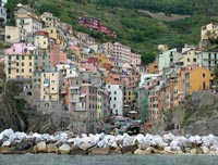 Riomaggiore - Panoramaanblick, 4110x3122, 1.83 MB