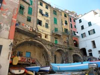 Riomaggiore - Antique houses, 4320x3240, 1.64 MB