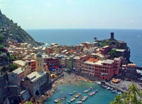 Vernazza - Panorama, 1253x916, 0.37 MB