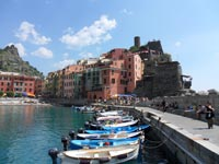 Vernazza - Vue panoramique, 4320x3240, 1.54 MB